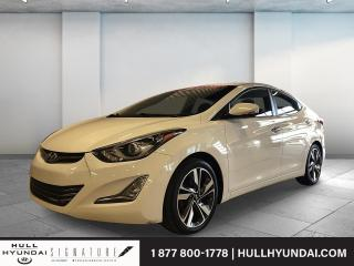 Used 2015 Hyundai Elantra 4dr Sdn Auto Limited for sale in Gatineau, QC
