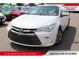 Used 2016 Toyota Camry for sale in Whitby, ON