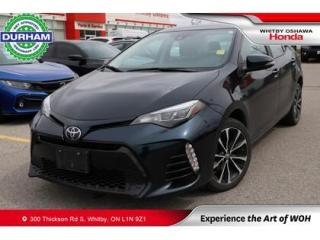 Used 2018 Toyota Corolla SE | CVT | Heated Front Seats for sale in Whitby, ON