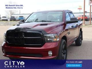 Used 2019 RAM 1500 Classic ST for sale in Medicine Hat, AB