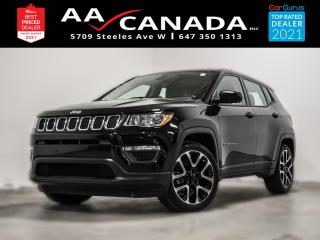 Used 2018 Jeep Compass Sport for sale in North York, ON
