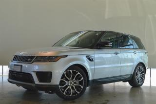 Used 2018 Land Rover Range Rover Sport V6 SE for sale in Langley City, BC