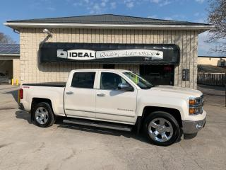 Used 2015 Chevrolet Silverado 1500 LTZ for sale in Mount Brydges, ON