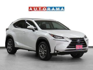 Used 2016 Lexus NX 200t AWD Navi Sunroof Backup Cam Leather for sale in Toronto, ON