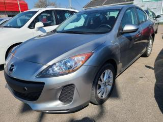Used 2013 Mazda MAZDA3 for sale in Oshawa, ON