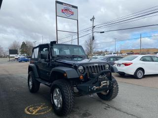Used 2013 Jeep Wrangler Sport 35 Inch Tires Bumpers Front and Back! for sale in Truro, NS