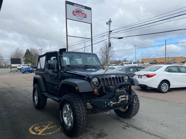 2013 Jeep Wrangler Sport 35 Inch Tires Bumpers Front and Back!