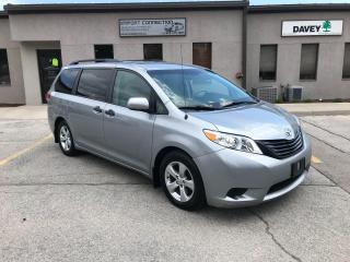Used 2013 Toyota Sienna 5dr V6 CE 7-Pass FWD,NO ACCIDENTS,CERTIFIED! for sale in Burlington, ON