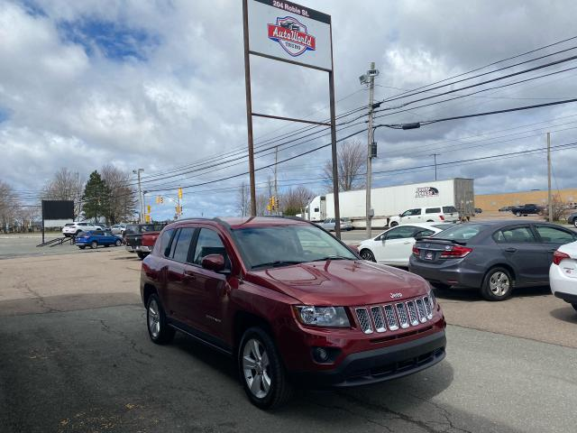 2014 Jeep Compass North Clean Car Fax! Looks and Drives Like New!