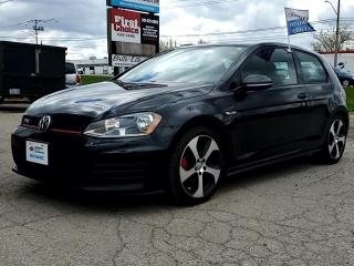 Used 2015 Volkswagen Golf GTI 3dr HB DSG for sale in Kitchener, ON