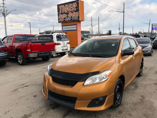 2009 Toyota Matrix XR**ALL WHEEL DRIVE**SUNROOF**LOADED**CERTIFIED