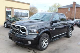 Used 2018 RAM 1500 Limited for sale in Brampton, ON