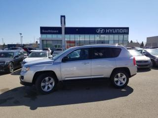 Used 2012 Jeep Compass Sport/AWD/HEATED SEATS/BLUETOOTH for sale in Edmonton, AB