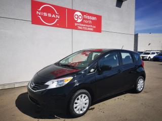 Used 2015 Nissan Versa Note SV / Auto / Smart Key for sale in Edmonton, AB