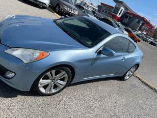 Used 2010 Hyundai Genesis Coupe 2.0T for sale in Calgary, AB