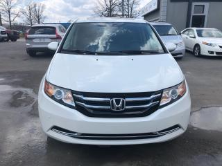 Used 2014 Honda Odyssey **NAV*BLUETOOTH*POWER SILDING DOORS** for sale in Hamilton, ON