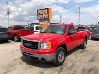 Used 2010 GMC Sierra 1500 SHORT CAB*LONG BOX*V8*ONLY 186KMS**CERTIFIEFD for sale in London, ON
