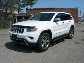 Used 2015 Jeep Grand Cherokee Limited for sale in Oshawa, ON