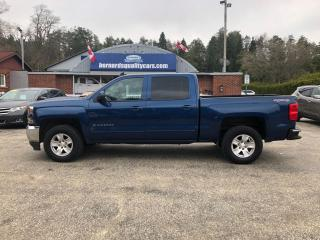 Used 2016 Chevrolet Silverado 1500 LT for sale in Flesherton, ON