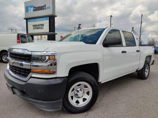 Used 2018 Chevrolet Silverado 1500 CREW CAB 4x4 for sale in Ottawa, ON
