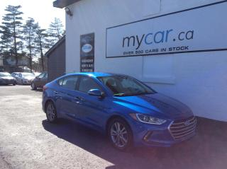 Used 2017 Hyundai Elantra GL HEATED SEATS, ALLOYS, BACKUP CAM, BLUETOOTH!! for sale in Richmond, ON