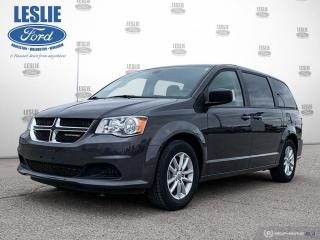 Used 2019 Dodge Grand Caravan SXT for sale in Harriston, ON