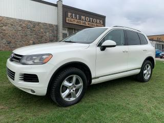 Used 2011 Volkswagen Touareg EXECLINE TDI AWD NAVI REAR CAM PANO ROOF for sale in North York, ON