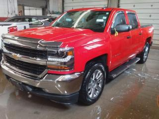 Used 2017 Chevrolet Silverado 1500 for sale in Innisfil, ON