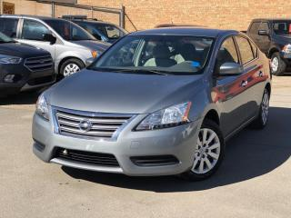 Used 2013 Nissan Sentra 1.8 S BLUETOOTH, CRUISE CONTROL , A/C, AUX & MUCH MORE for sale in Saskatoon, SK