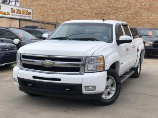 Used 2008 Chevrolet Silverado 1500 LTZ 4X4, LEATHER HEATED SEATS, REMOTE START, SUNROOF & MUCH MORE for sale in Saskatoon, SK