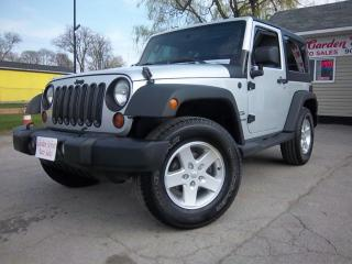 Used 2011 Jeep Wrangler SPORT for sale in Oshawa, ON