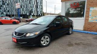 Used 2014 Honda Civic LX for sale in Oshawa, ON