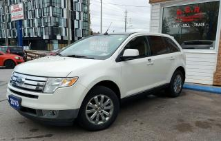 Used 2010 Ford Edge SEL for sale in Oshawa, ON