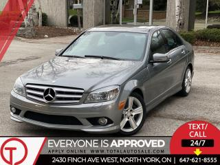 Used 2010 Mercedes-Benz C-Class AWD | XENON | LIKE NEW for sale in North York, ON