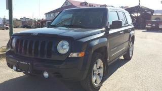 Used 2014 Jeep Patriot Sport 4WD for sale in West Kelowna, BC