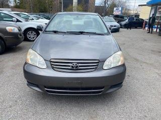 Used 2004 Toyota Corolla for sale in Scarborough, ON