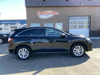 Used 2017 Acura RDX 6-SPD AT AWD W/ TECH for sale in Stettler, AB