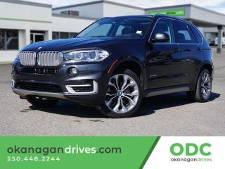 Used 2018 BMW X5 xDrive35d for sale in Kelowna, BC