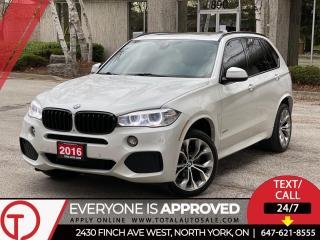 Used 2016 BMW X5 //M SPORT | NAVI | PANO for sale in North York, ON