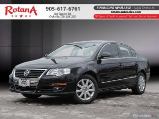 Used 2010 Volkswagen Passat for sale in Oakville, ON