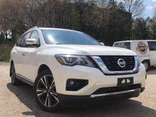 Used 2019 Nissan Pathfinder for sale in Waterloo, ON