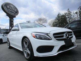 Used 2018 Mercedes-Benz C-Class C 300 4MATIC Sedan for sale in Burlington, ON