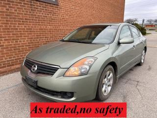 Used 2008 Nissan Altima LEATHER/SUNROOF/NO ACCIDENTS for sale in Oakville, ON