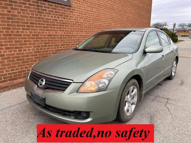2008 Nissan Altima LEATHER/SUNROOF/NO ACCIDENTS