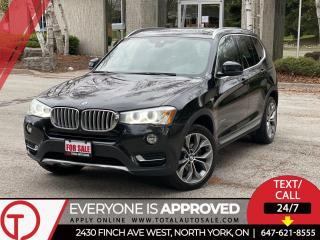 Used 2016 BMW X3 SPORT | NAVI | XENON | PANO for sale in North York, ON