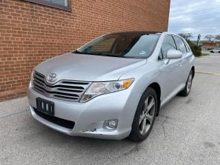 Used 2011 Toyota Venza LIMITED, PUSH START,/NAVIGATION/CAMERA/ LEATHER for sale in Oakville, ON