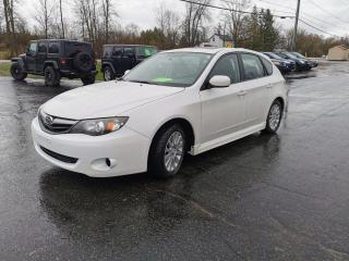Used 2010 Subaru Impreza 2.5i for sale in Madoc, ON