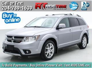 Used 2016 Dodge Journey R/T for sale in Winnipeg, MB