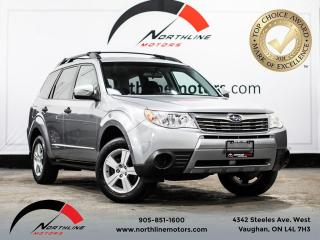 Used 2010 Subaru Forester X Sport/Heated Seats for sale in Vaughan, ON