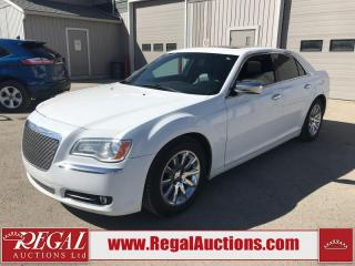 Used 2012 Chrysler 300 Limited 4D Sedan RWD 3.6L for sale in Calgary, AB